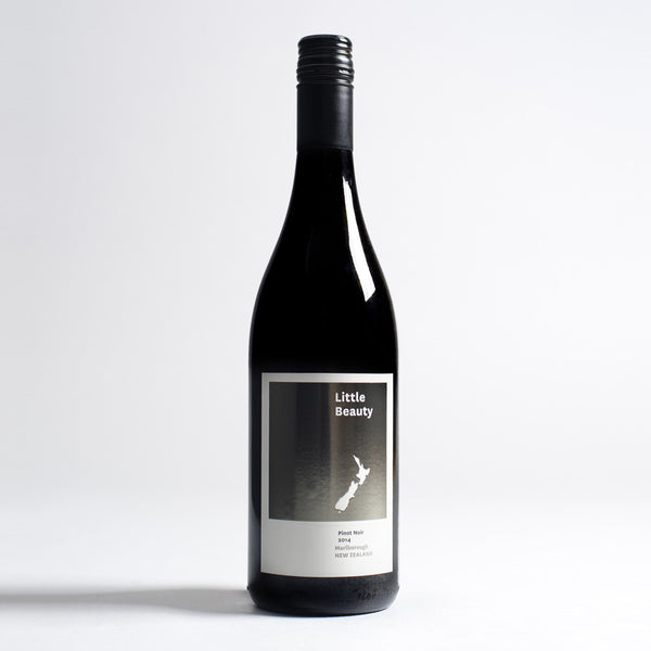 Pinot Noir, Little Beauty, Marlborough, New Zealand 2015