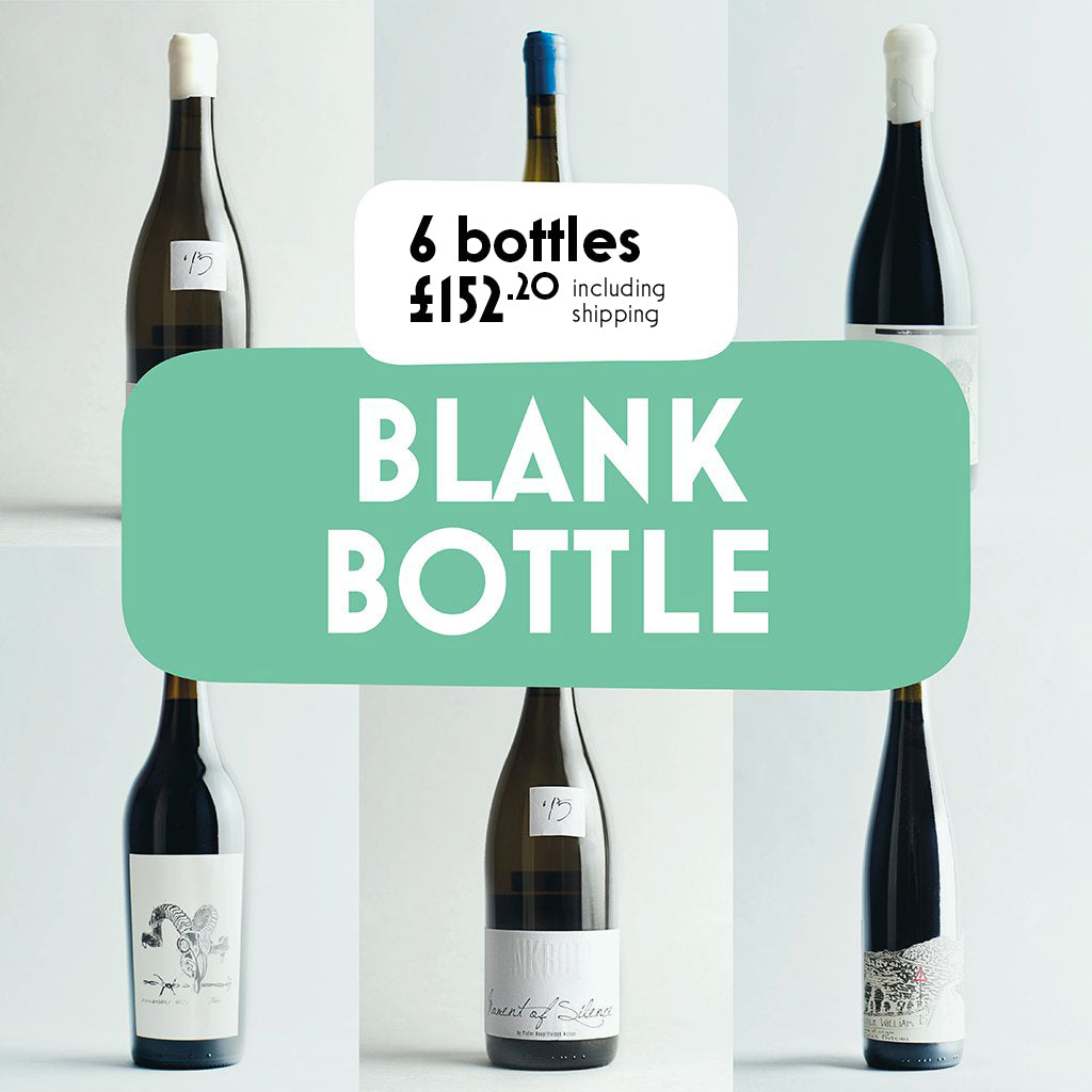 Blankbottle 6 Bottle Mixed Case
