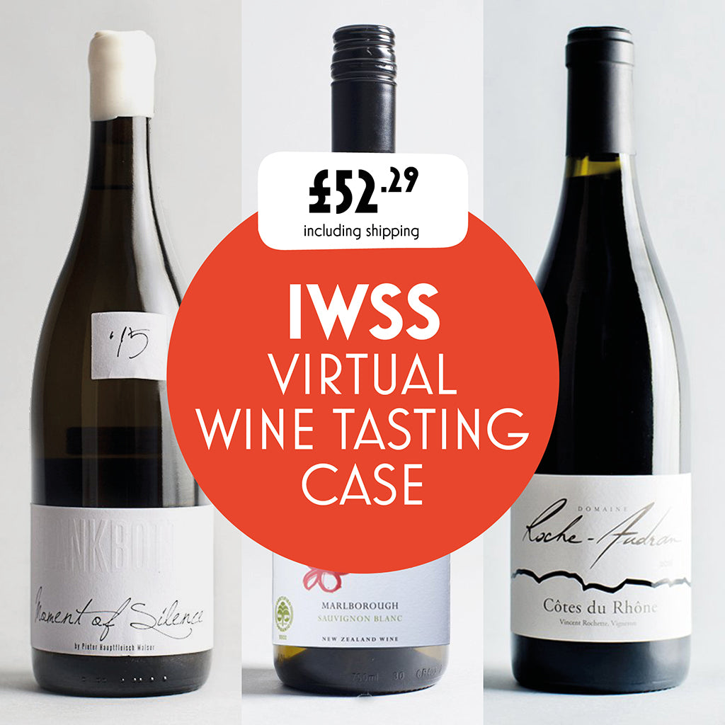 IWSS Virtual Wine Tasting Case
