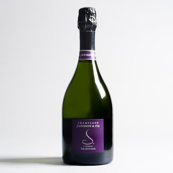 Brut Tradition Champagne, Janisson et Fils, Verzenay, Grand Cru, France NV