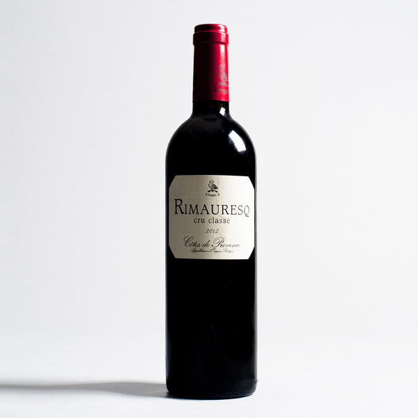 Rouge, Domaine Rimauresq, Provence, France 2014