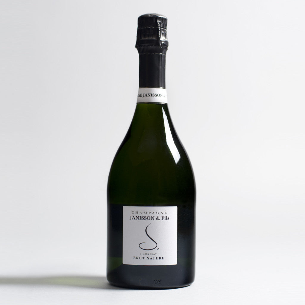 Nature Champagne, Janisson et Fils, Verzenay, Grand Cru, France NV