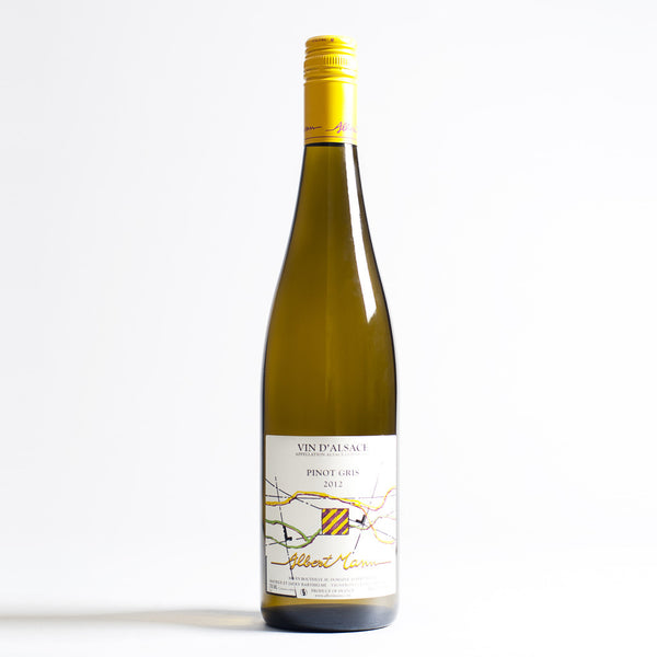 Pinot Gris Tradition, Domaine Albert Mann, Alsace, France 2015