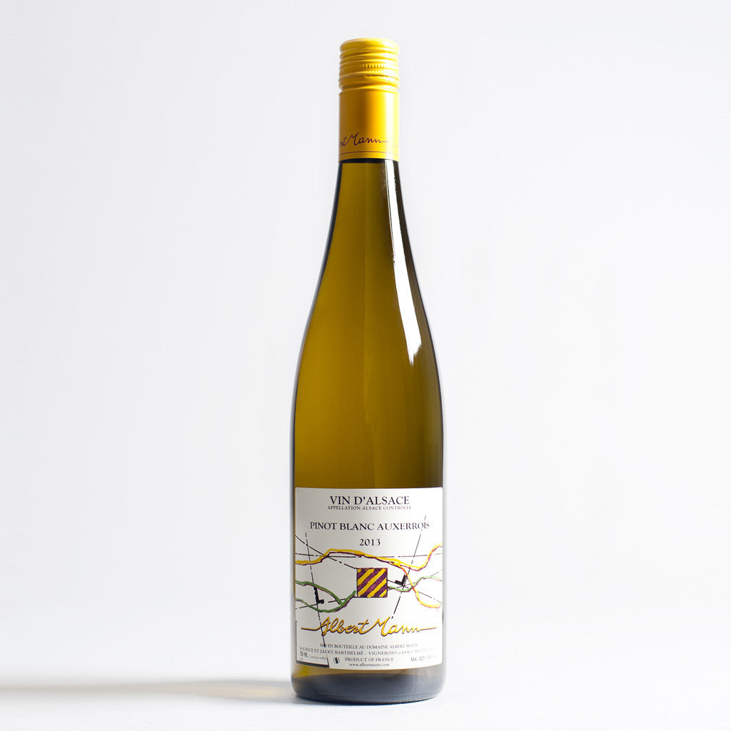 Pinot Blanc/Auxerrois Tradition, Domaine Albert Mann, Alsace, France 2018
