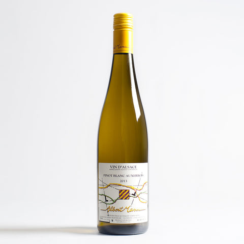 Pinot Blanc/Auxerrois Tradition, Domaine Albert Mann, Alsace, France 2015
