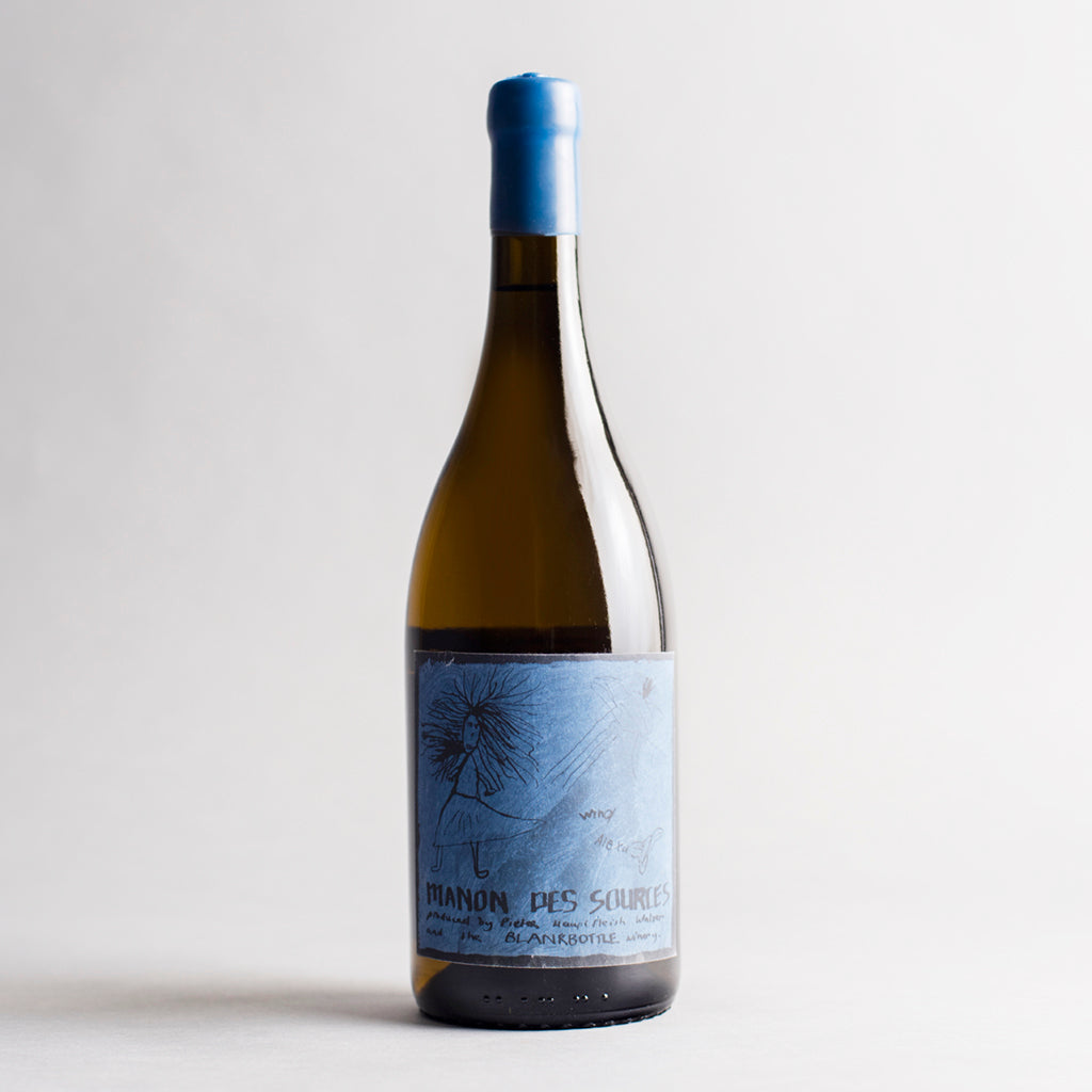 Manon des Sources (Weisser Riesling, Semillon, Sauvignon Blanc), BlankBottle, South Africa 2010