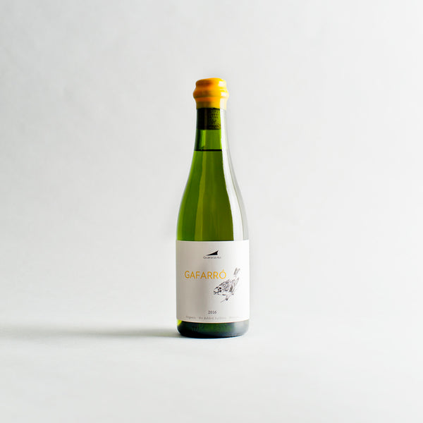 Gafarro, Celler de les Aus, Alella, Spain 2016 (HALF BOTTLE)