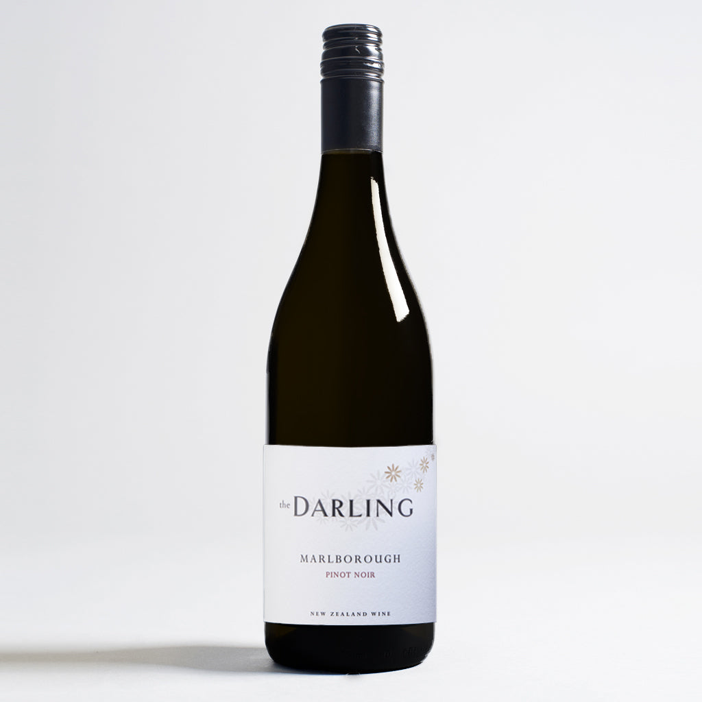 The Darling Pinot Noir, The Darling Wines, Marlborough, New Zealand 2015