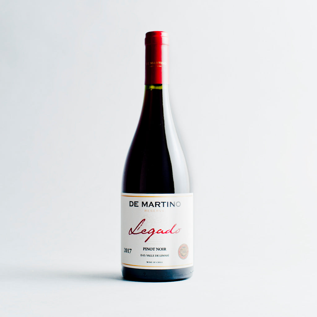 Legado Pinot Noir, De Martino, Maipo Valley, Chile 2017