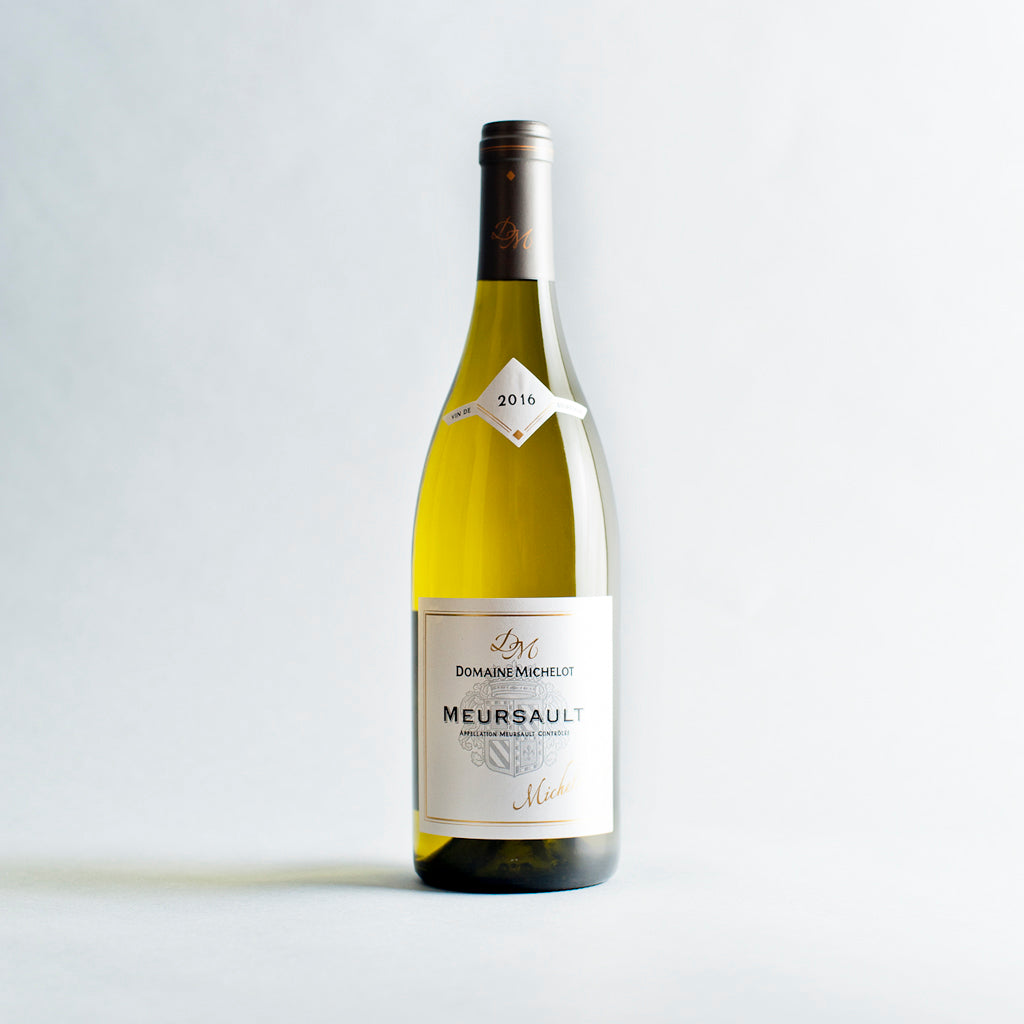 Meursault, Domaine Michelot, Burgundy, France 2017
