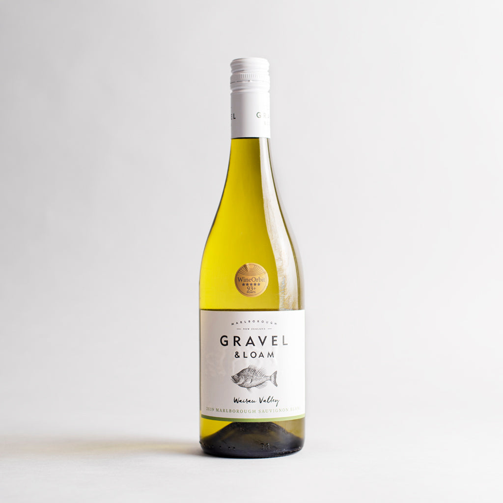 Sauvignon Blanc, Gravel & Loam, Marlborough, New Zealand 2019