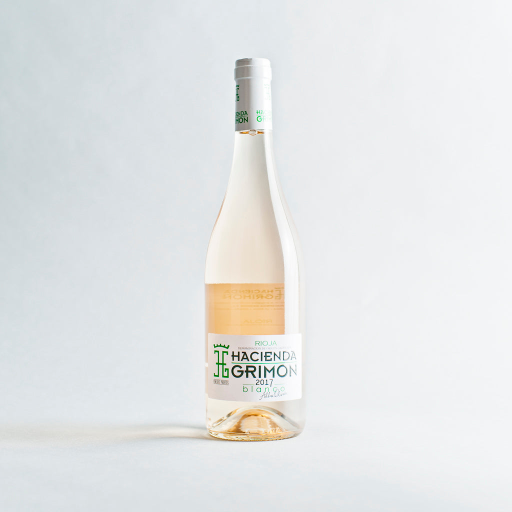 Rioja Blanco, Hacienda Grimon, Rioja, Spain, 2018