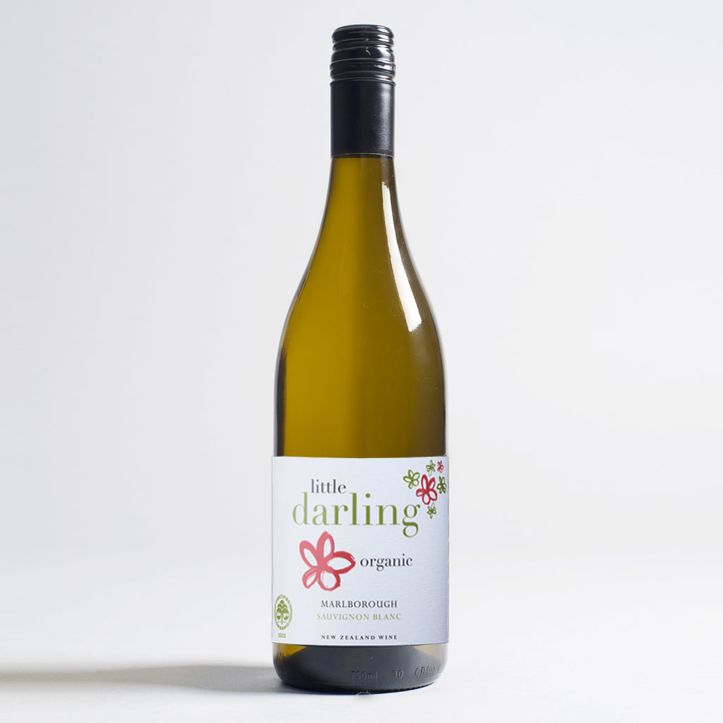 Little Darling Sauvignon Blanc, The Darling Wines, Marlborough, New Zealand 2020