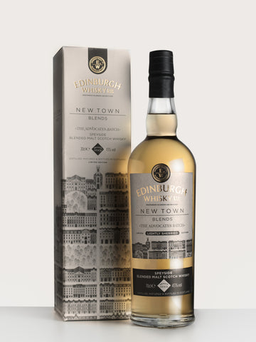 The Advocates Batch, Edinburgh Whisky 70cl  43%vol.