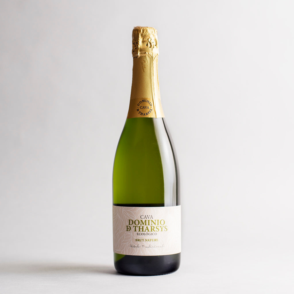 Brut Nature Cava, Pago de Tharsys, DO Cava, Spain NV