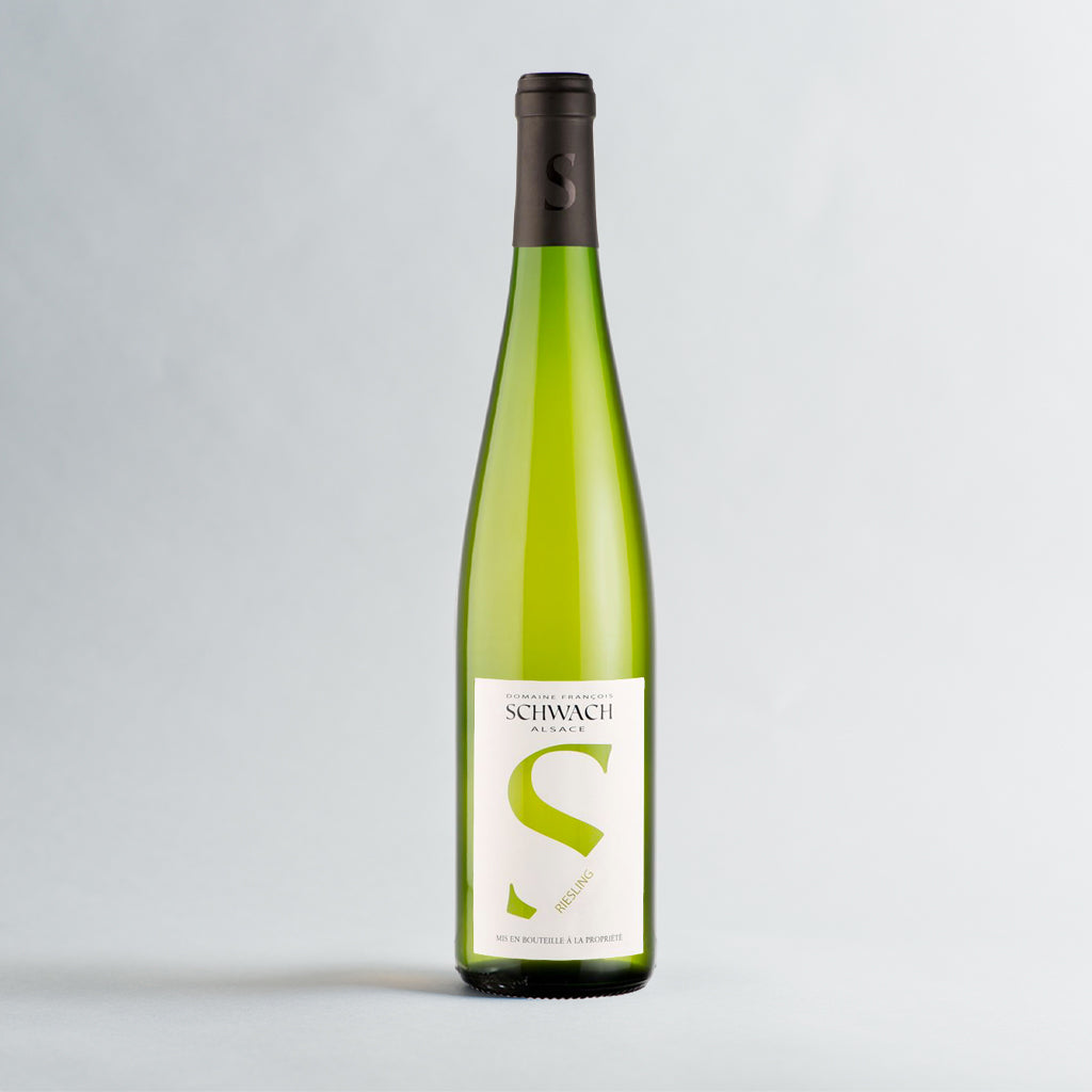 Riesling 'Aromathèque', Domaine Domaine Schwach, Alsace, France 2018