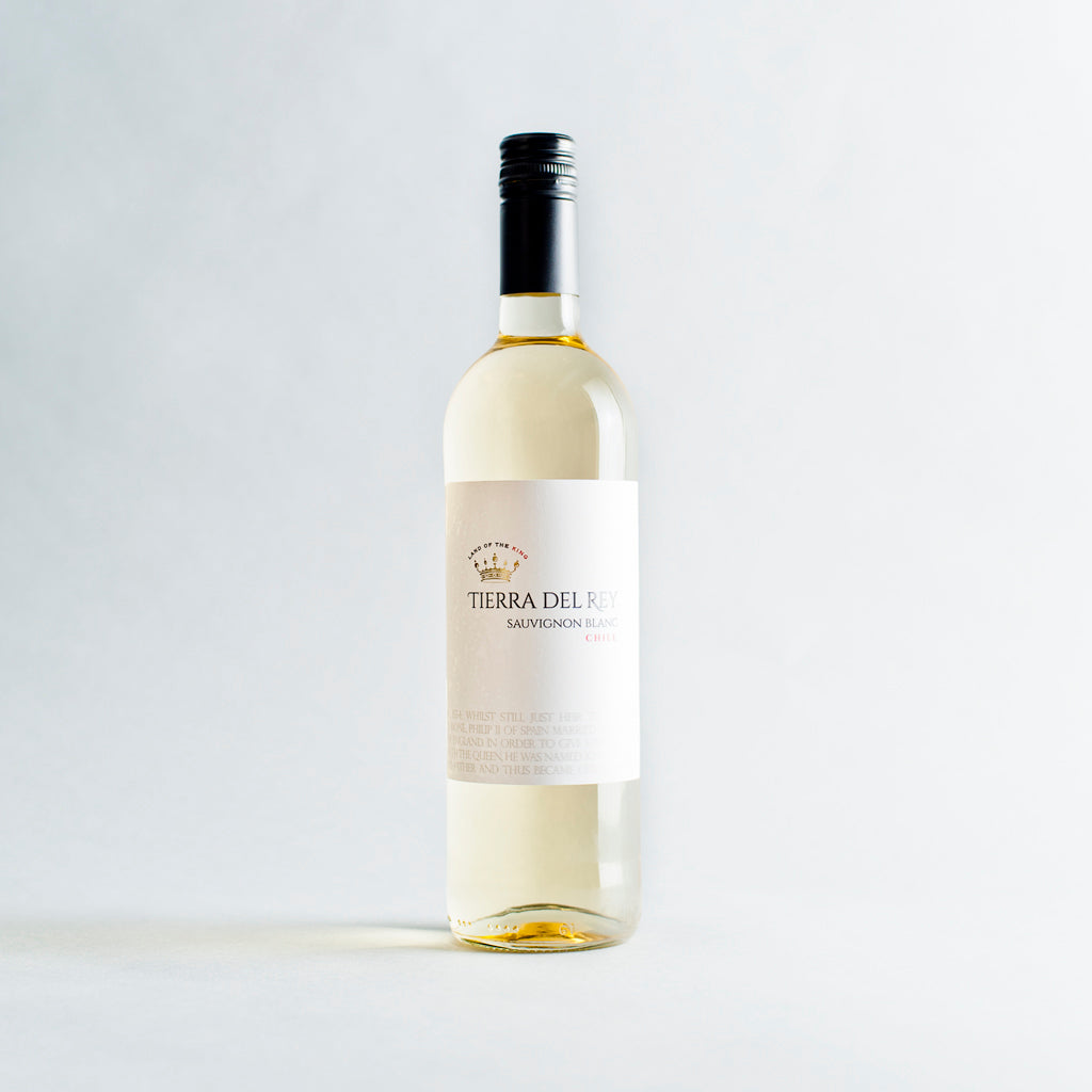 Sauvignon Blanc, Tierra del Rey, Central Valley, Chile, 2018