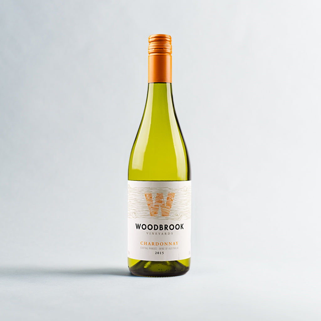 Chardonnay, Woodbrook, Central Ranges, Australia 2018