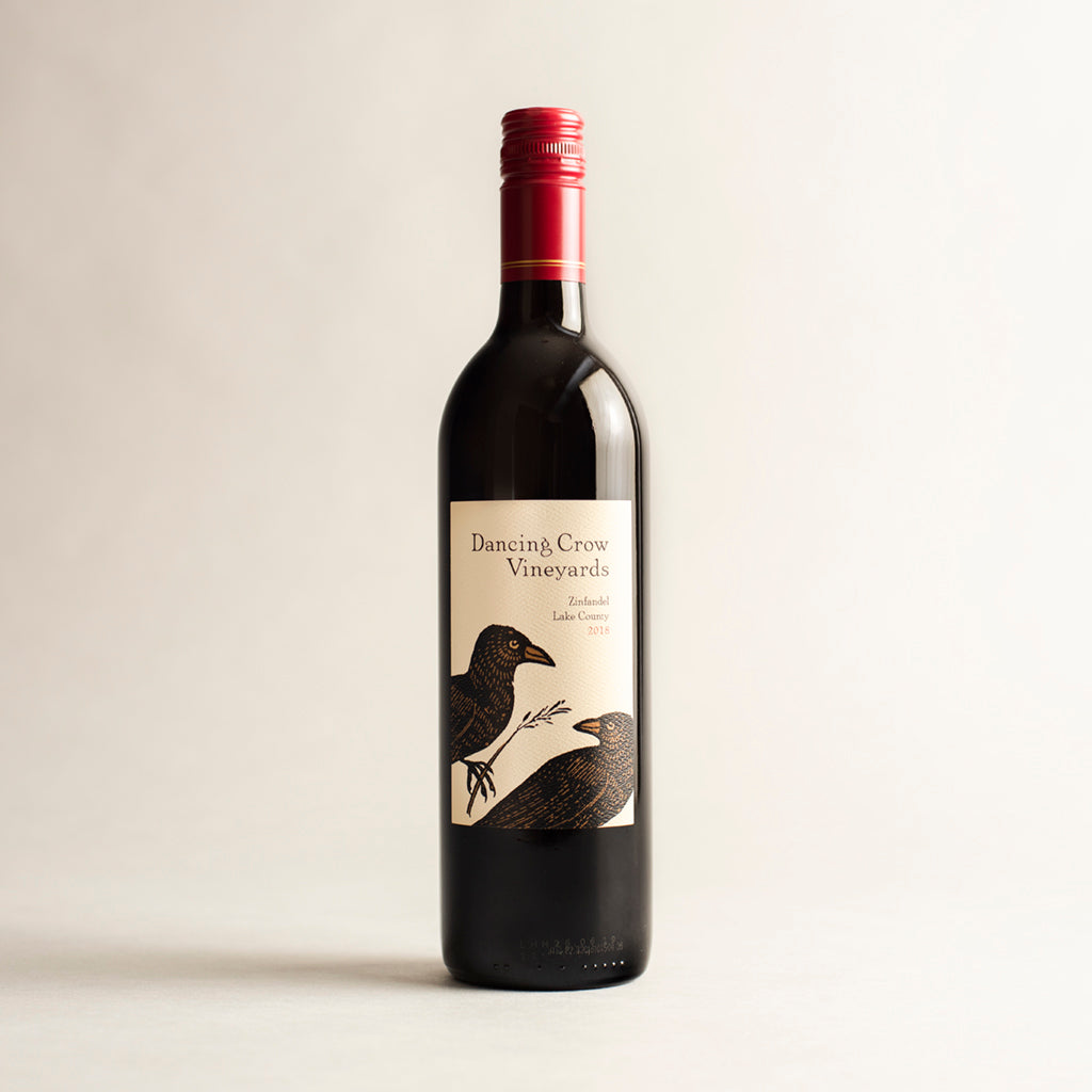 Zinfandel, Dancing Crow, Lake County, USA 2018