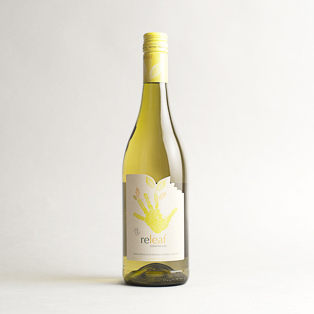 Releaf White Blend, Western Cape, South Africa, 2017
