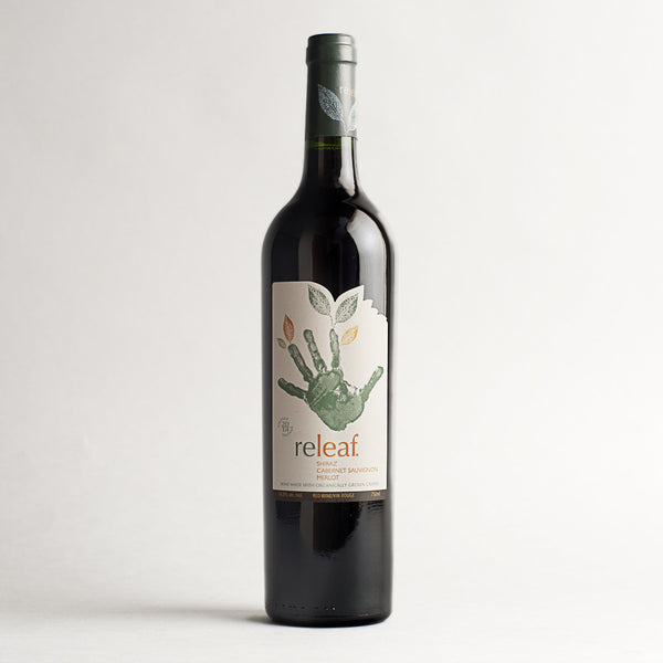 Releaf Red Blend, Western Cape, South Africa, 2015