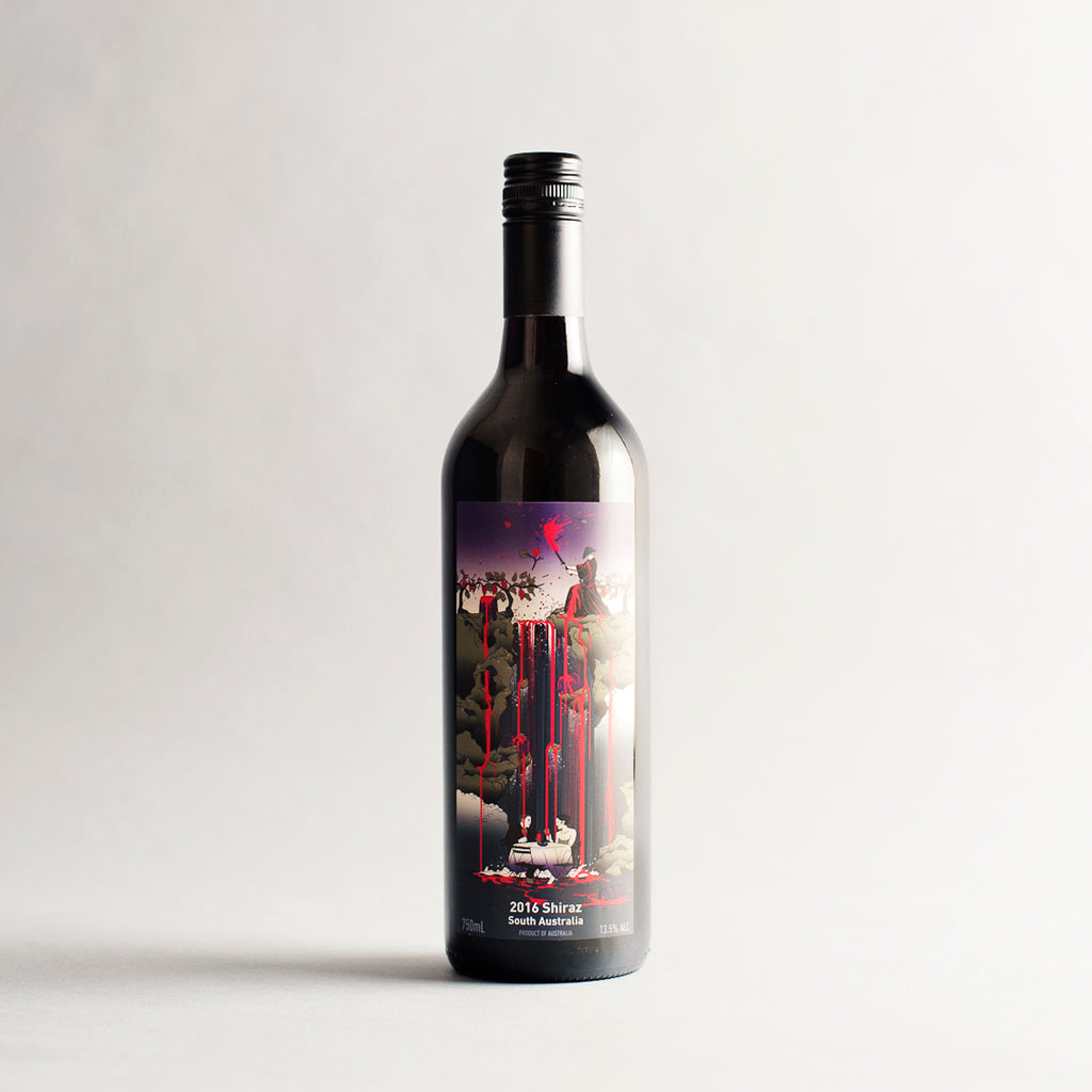 Samurai Shiraz, Free Run Juice, South Australia 2019