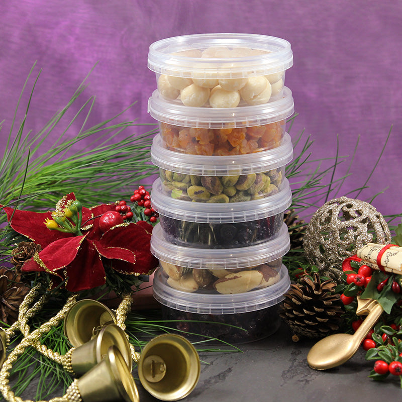 Nuts and Fruit Pots (6x90g)