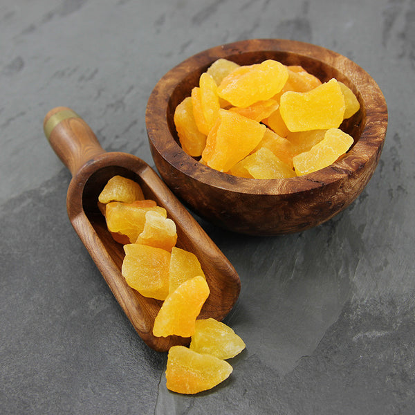 Dried Fruit Cantaloupe Chunks