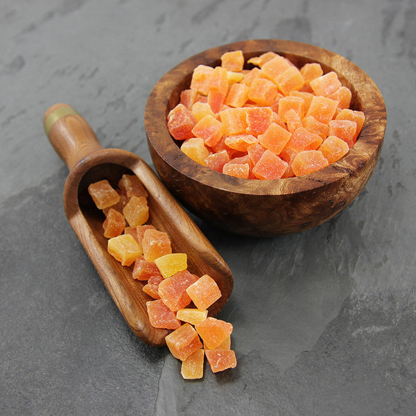 Dried Fruit Papaya Chopped
