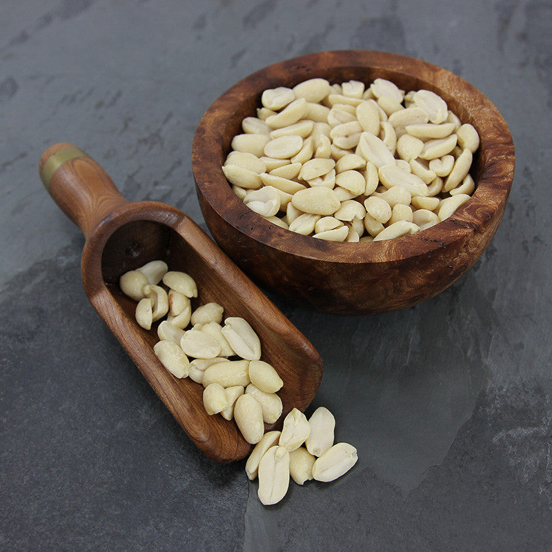 Peanuts Blanched Split
