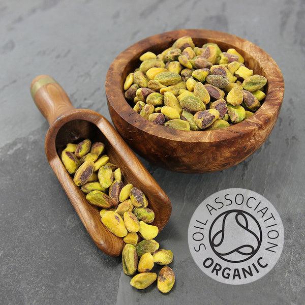 Pistachio Nuts Whole Organic