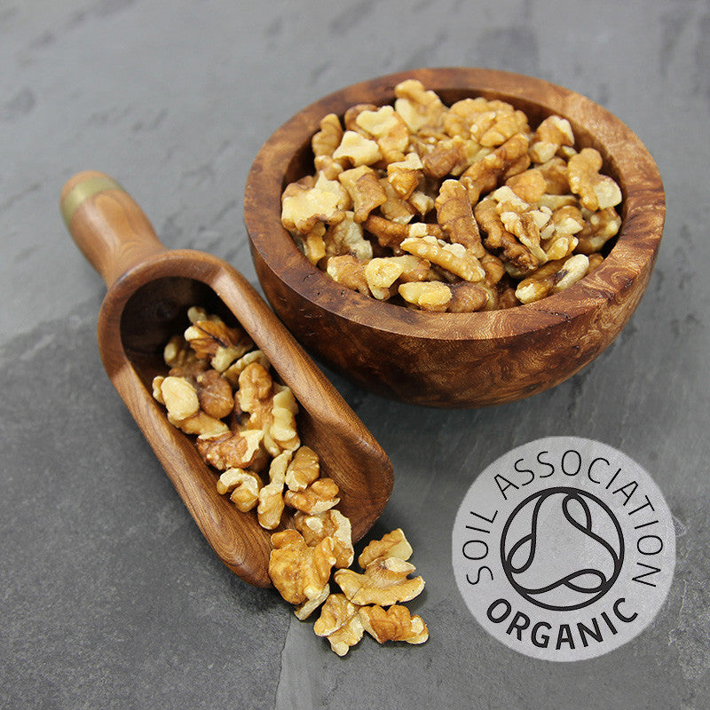 Walnuts Pieces Organic