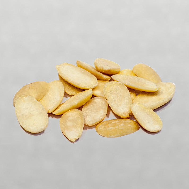 Almonds Blanched Split