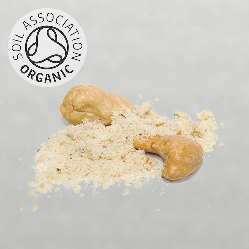 Cashew Nuts Blanched Ground Organic