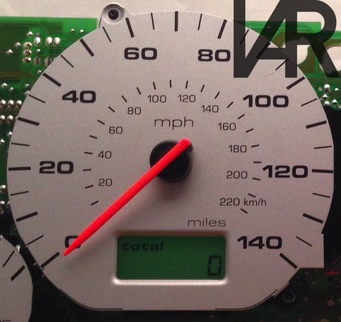 VW MK3 Instrument Cluster Mileage Change / Correction Service