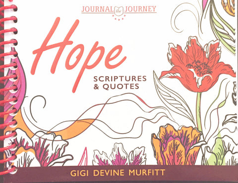 HOPE 4 x 5 Scriptures & Quotes