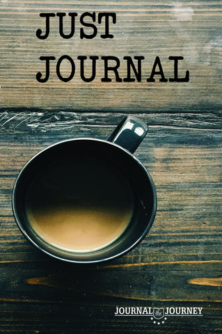 Just Journal - Coffee Theme