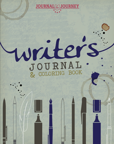 The Writer's Journal & Coloring Book