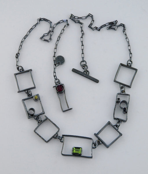 Square Necklace_3 (Dark)