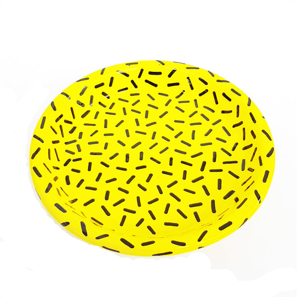 Coupelle YELLOW CONFETTI