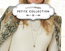 Ginger Snaps PETITES Jewellery + Accessories