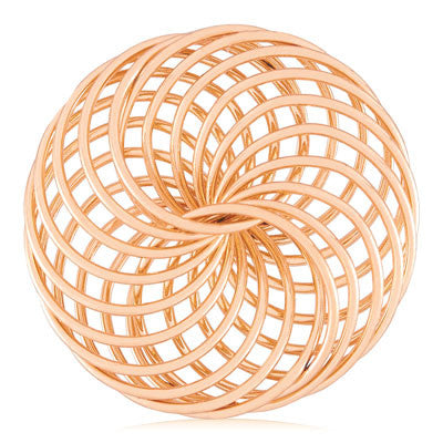 MIASŌL 3D Spinner Sōl Coin - Rose Gold