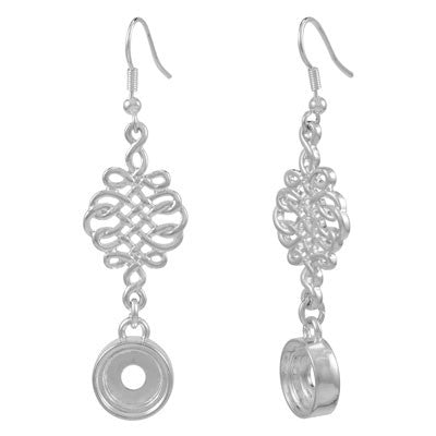 Lotti Dotties Endless Knot Earring
