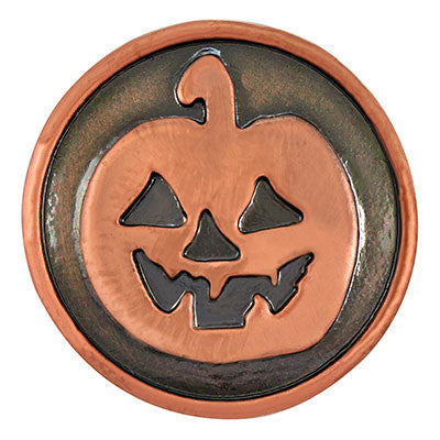 Ginger Snap Halloween Pumpkin
