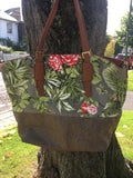Floral & Fabulous Tote - 2 colours available