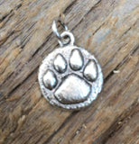 Beaucoup Paw Print Charm