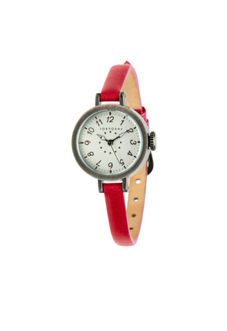 TOKYObay Mabel Watch - Red