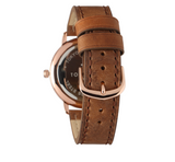 TOKYObay Grant Watch, Unisex - Rose Gold
