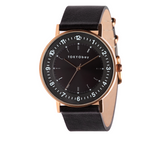 TOKYObay Infinity Watch, Unisex - Black
