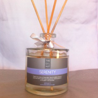 Serenity Large Reed Diffuser 400ml